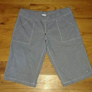 Danskin Long Shorts